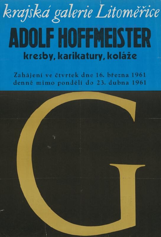 Český autor - A.Hoffmeister-kresby,karikatúry,koláže