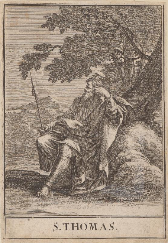 Christoph Weigel st. - Sv.Tomáš