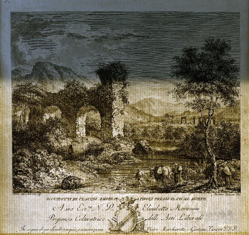 Gaetano Zancon, Pietro Marchioretto – Romantická krajina