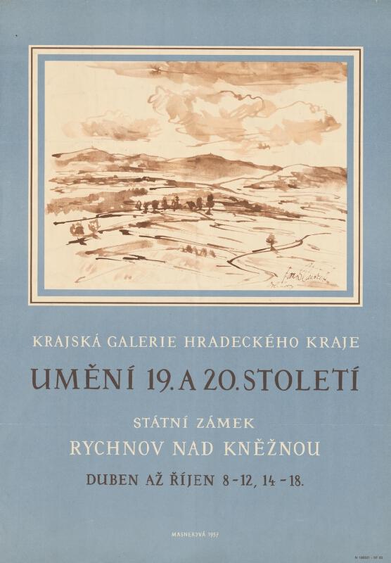 Marie Masnerová - Umenie XIX. a XX.storočia