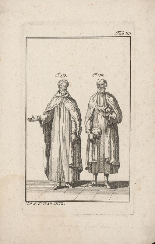 Západoeurópsky autor z 18. storočia - Kresťanskí učenci -mnísi