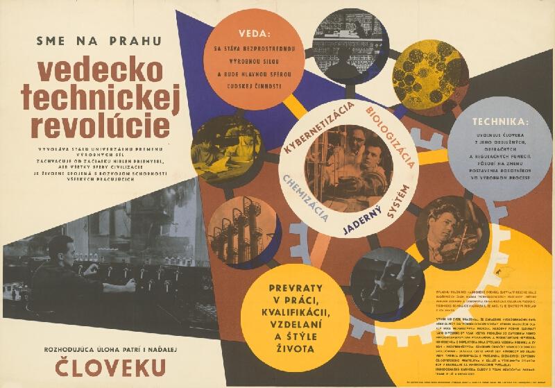 V. Juska, Bohumil Němec - Sme na prahu vedecko-technickej revolúcie