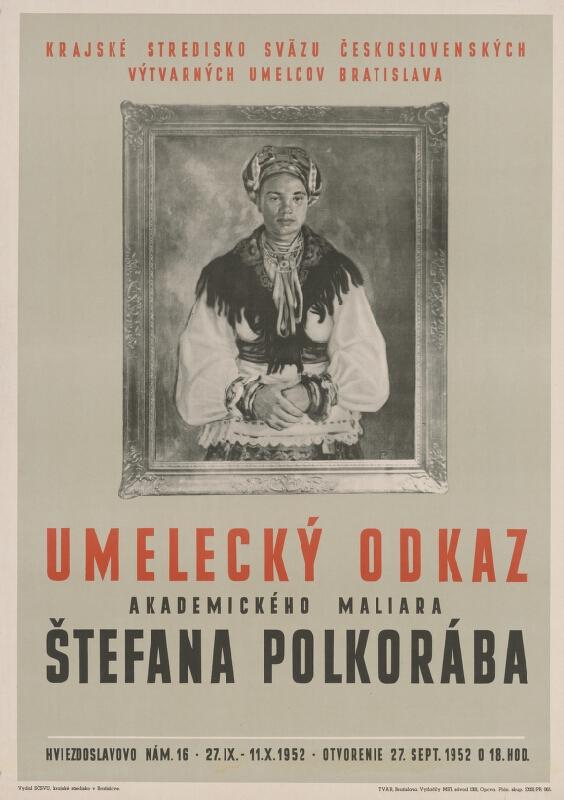 Slovenský autor - Umelecký odkaz Štefana Polkorába