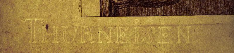 Nemecký - rakúsky autor G.E.R. z 19. storočia - Štúdia koňa