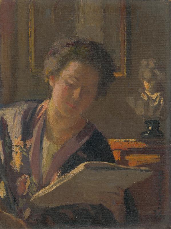 Viktor Krupec - Reading