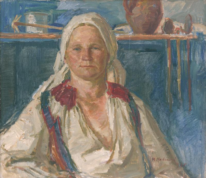 Mária Medvecká - V kuchyni