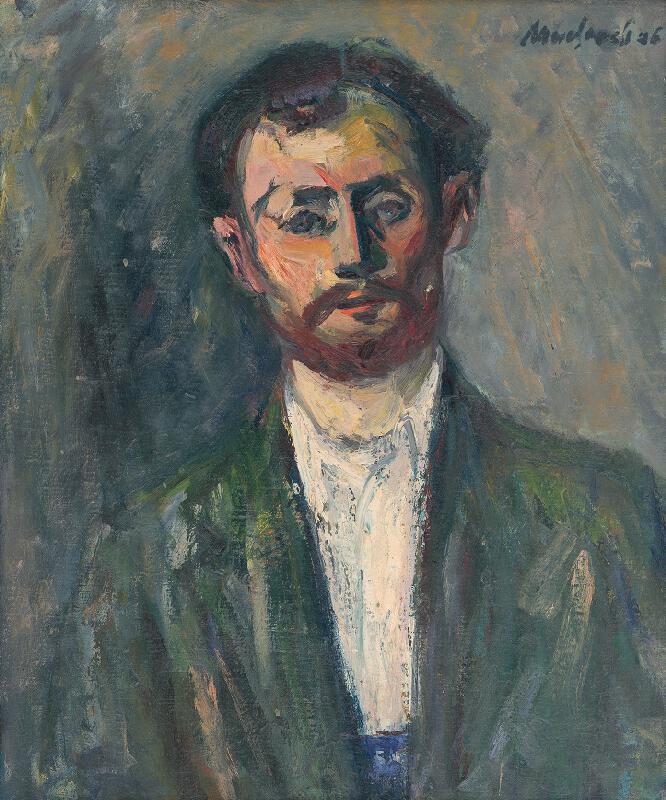 Ján Mudroch – Portrét maliara Šturdíka