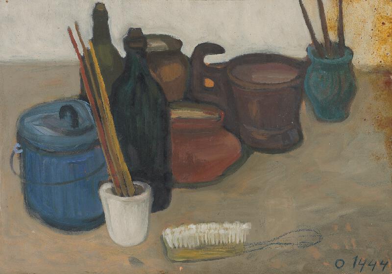 Ladislav Gandl - Hanging Laundry
