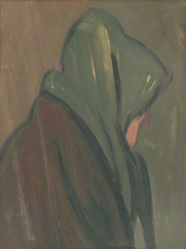 Jozef Ilečko - Starena so zelenou šatkou