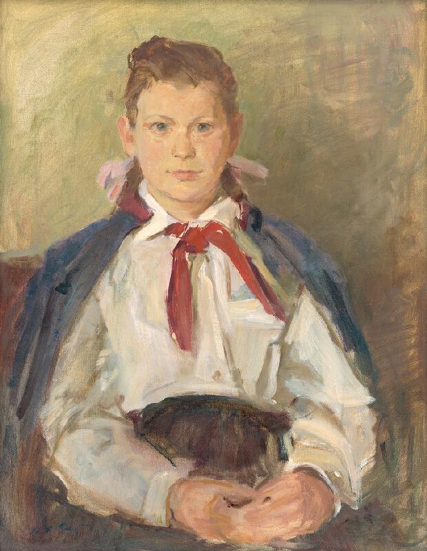 Andrej Doboš - Pionierka