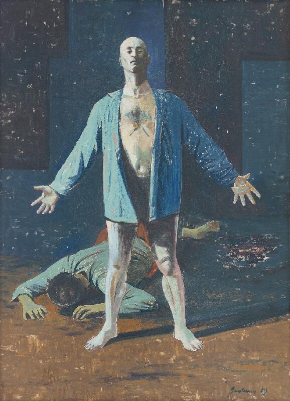 Ladislav Guderna - Poprava komunistov