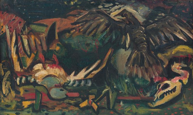 Ladislav Čemický - Vojna