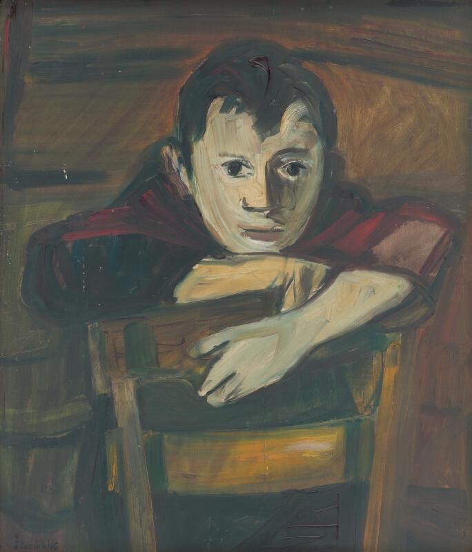 Jozef Šturdík - Chlapec