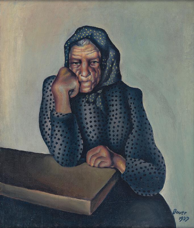 Konštantín Bauer - Starosť