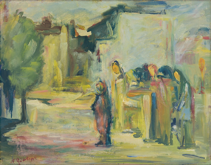 František Gajdoš - V troskách