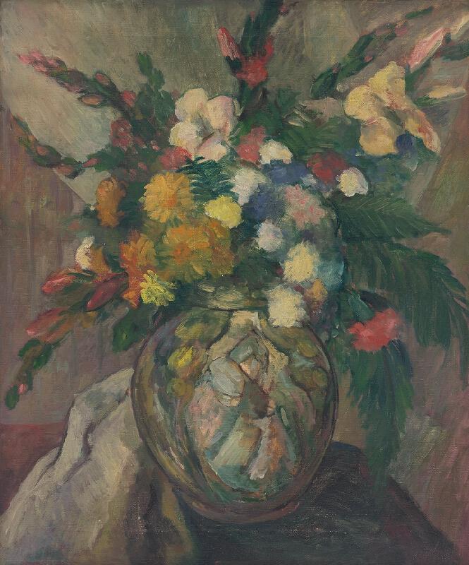 Jozef Ilečko - Kvety vo váze