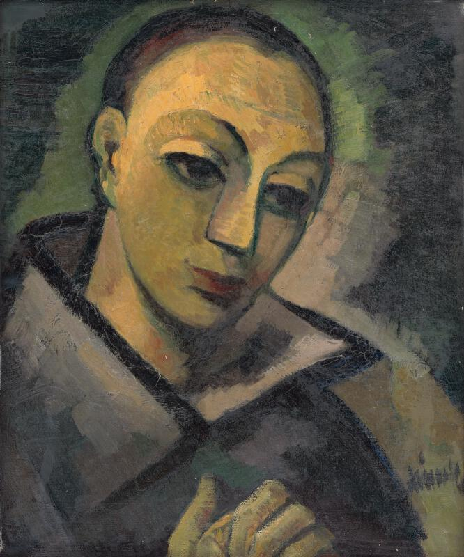 Teodor Janoška - Mních