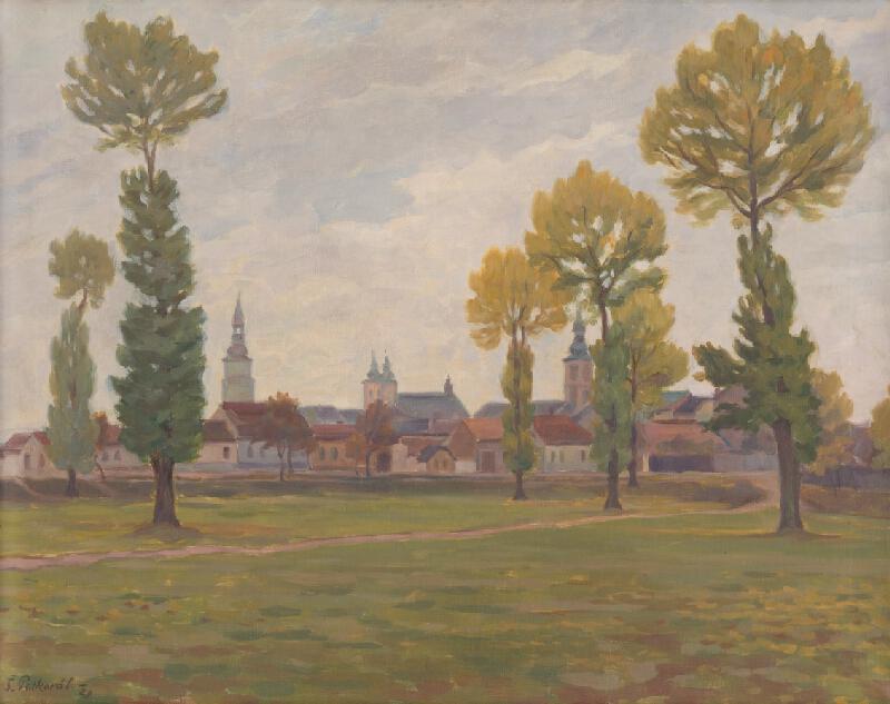 Štefan Polkoráb - Trnava v jeseni