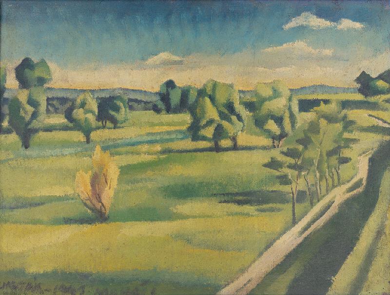Ernest Zmeták - Cesta údolím