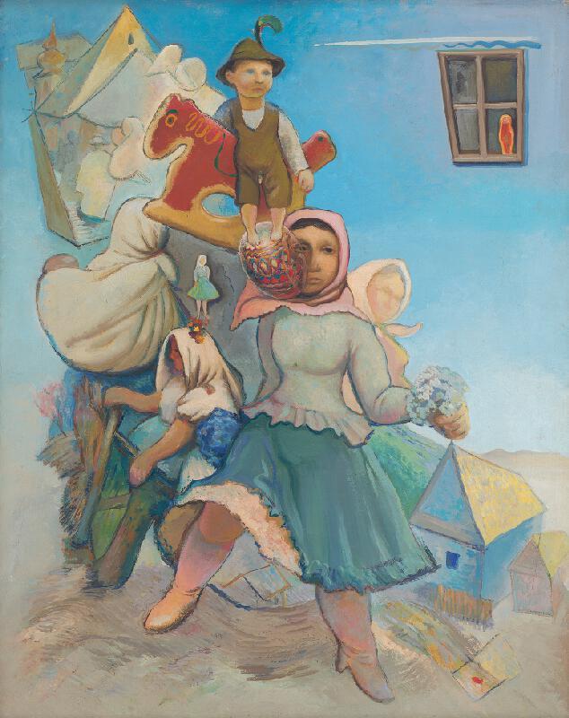 Imrich Weiner-Kráľ - Dúbravka