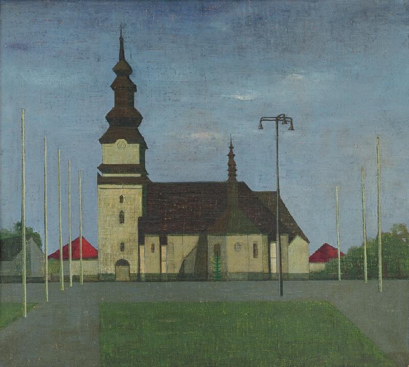 Ladislav Guderna - Zvolenský kostol