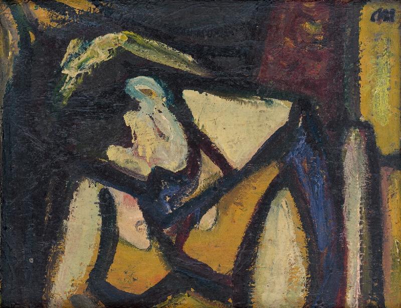 Ján Mudroch - Žena