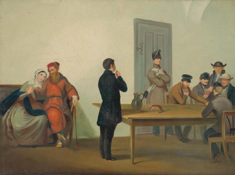 Peter Michal Bohúň - Oravskí zemania vo väzení