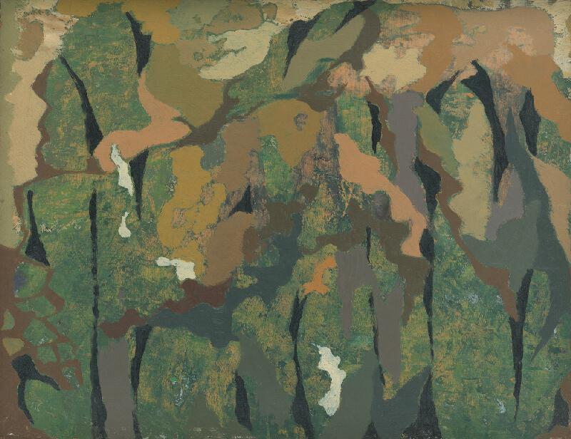 Ester Šimerová-Martinčeková - Vnútro lesa