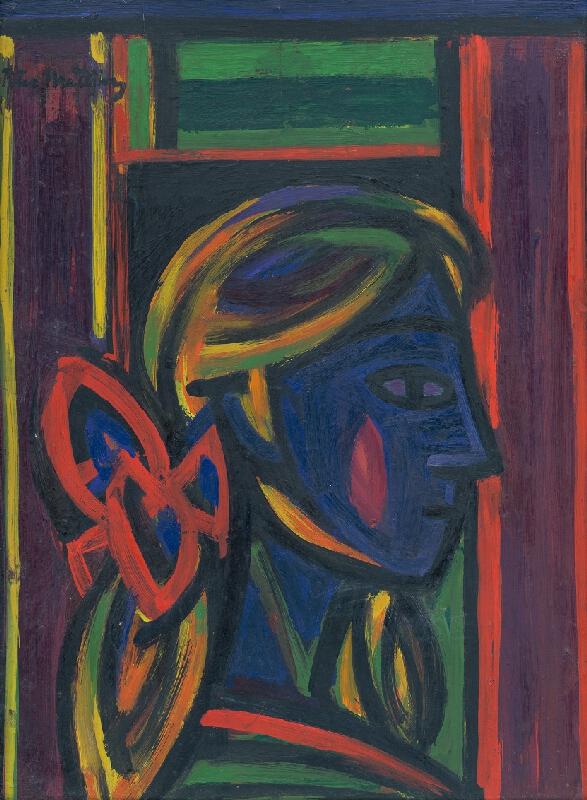 Peter Matejka - Dievča pri okne