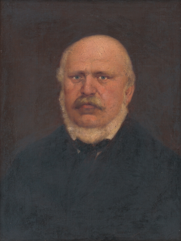 Eduard Swoboda - Podobizeň S. Mileca