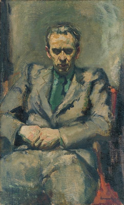 Ladislav Čemický - Portrét J.H.