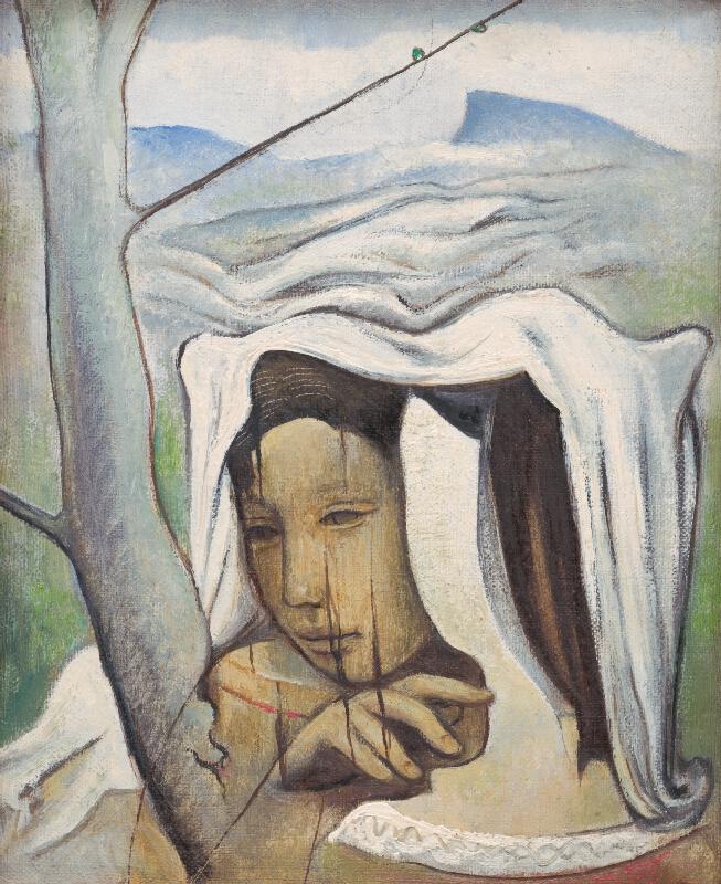 Imrich Weiner-Kráľ - Dve masky