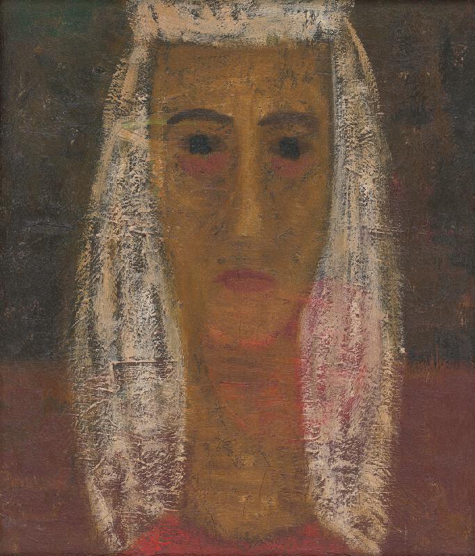Ervín Semian - Dievča s bielymi vlasmi