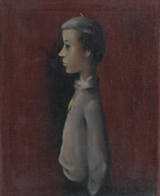 Peter Matejka - Chlapec s baretkou
