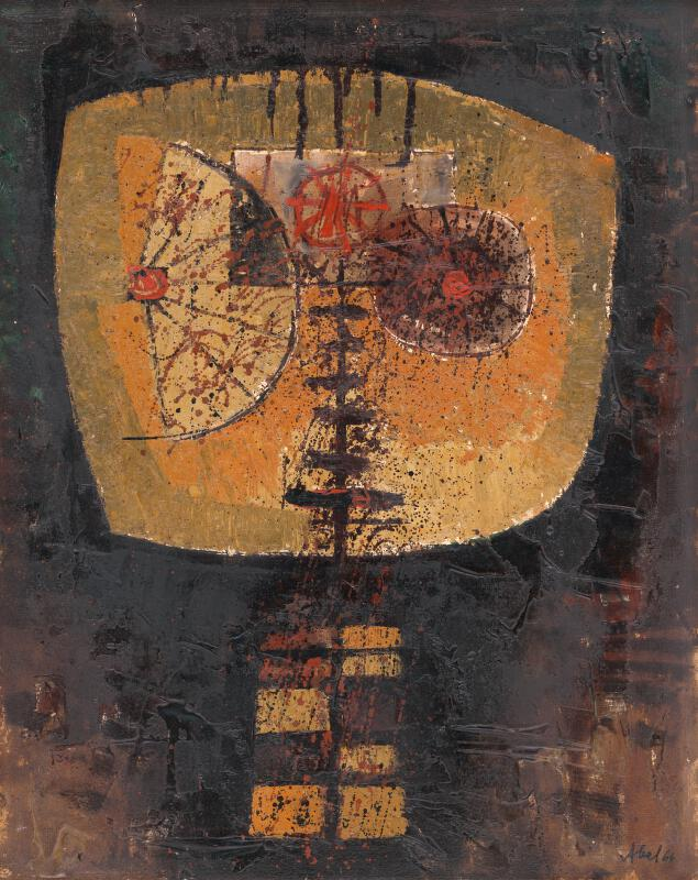 Svetozár Abel - Hlava