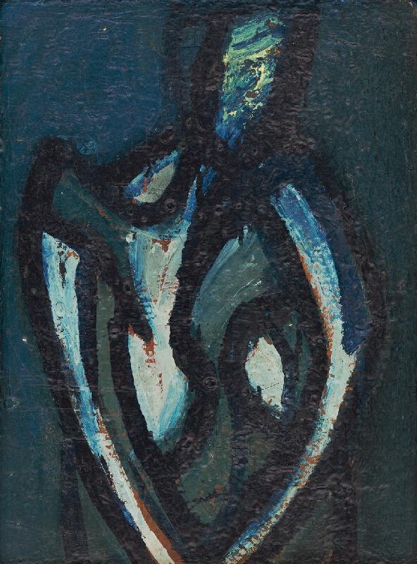 Ladislav Guderna - Akt