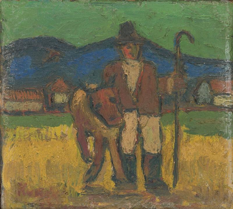 Ľudovít Kudlák - Pastierik