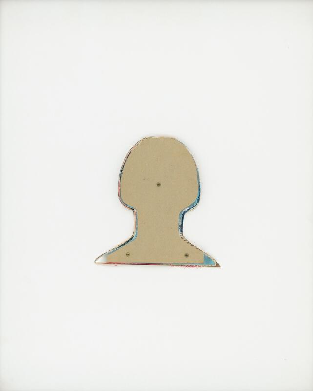 Martial Raysse - Recherche sur l'identité I.
