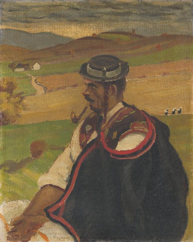 Miloš Alexander Bazovský - Lazník