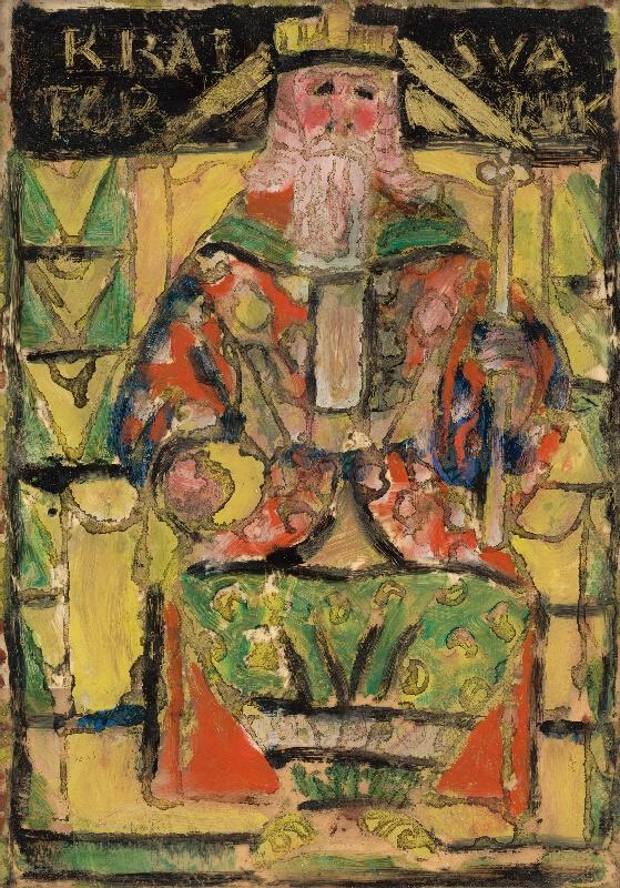 Janko Alexy - Kráľ Svätopluk