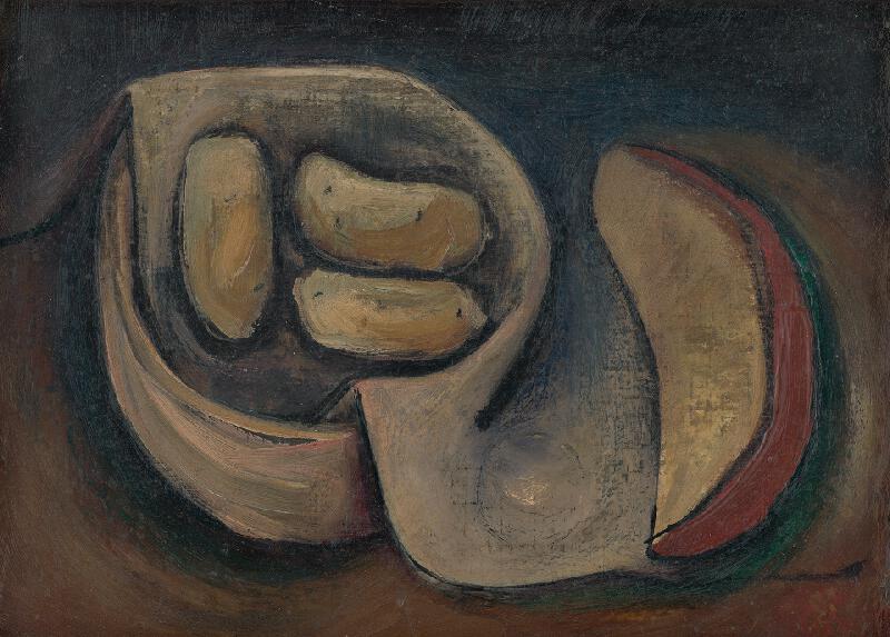 František Studený - Tri zemiačky, kúsok chleba