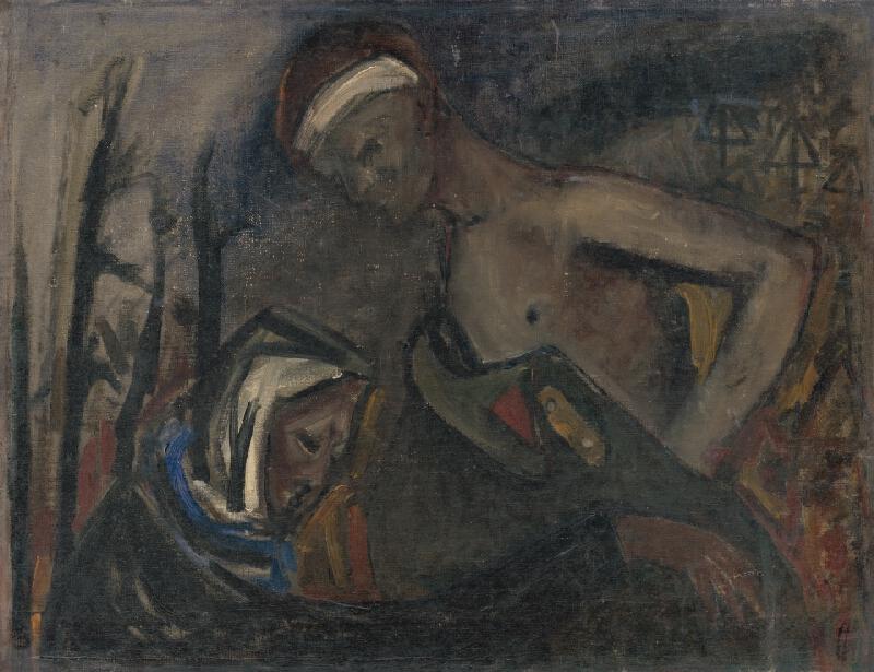 František Studený - Umierajúci