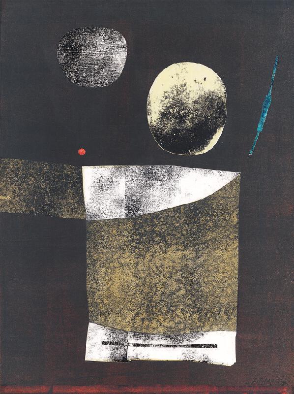 Andrej Barčík - Figúra s mesiacom