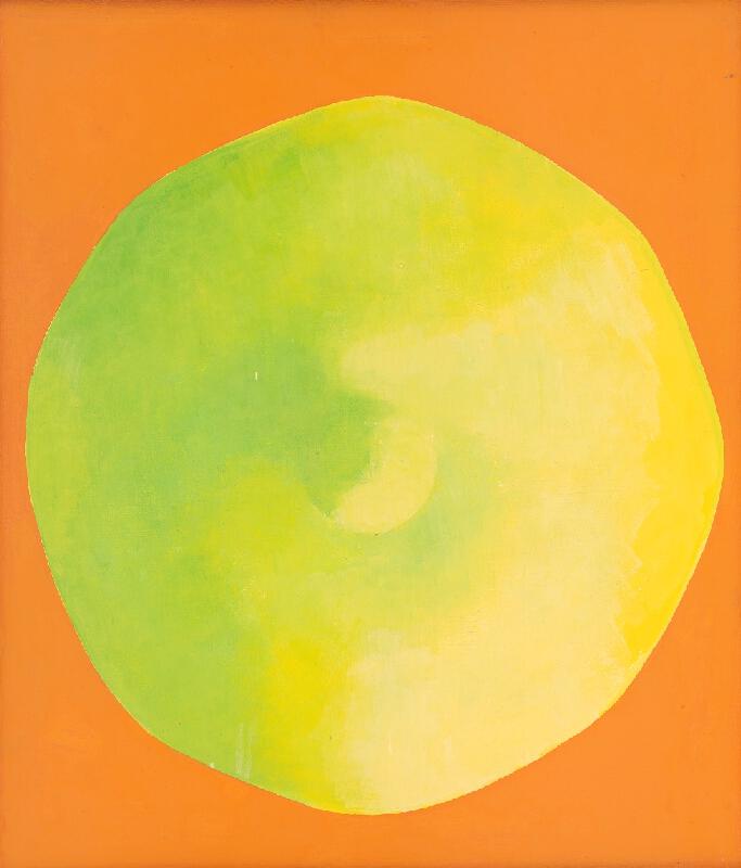 Oľga Bartošíková - Rozkrojený citrón