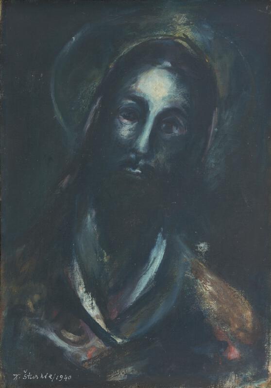 Jozef Šturdík - Hlava muža