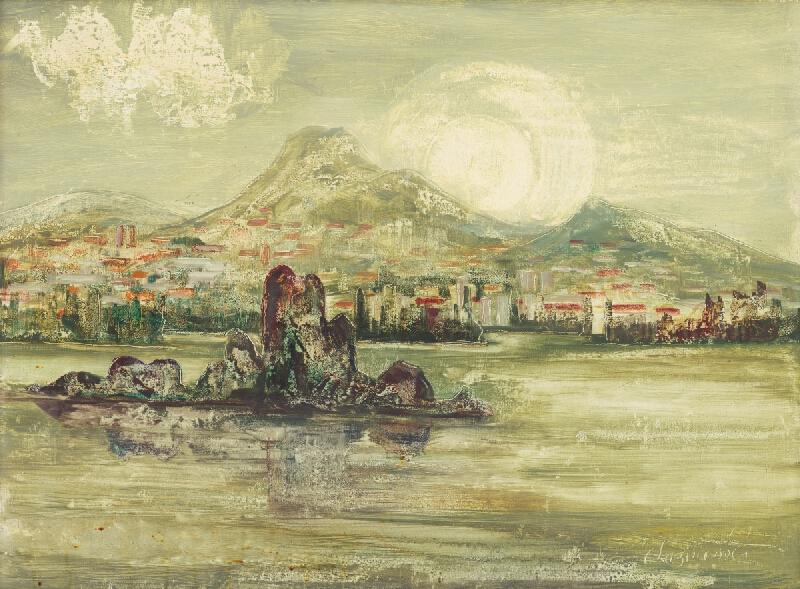 Elena Lazinovská - Jalta - Krym
