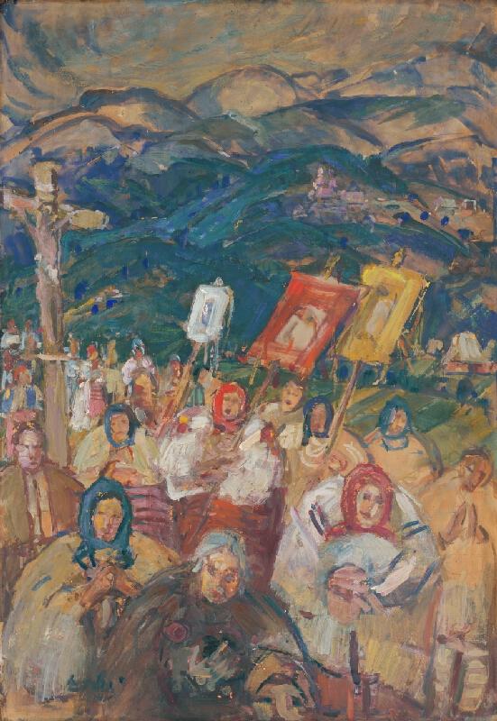 Andrej Doboš - Kalvária