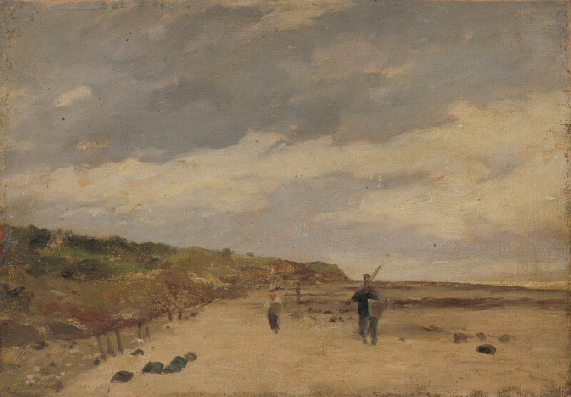 Antonín Chittussi - Na pobreží