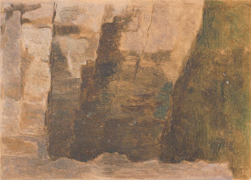 Dezider Czölder - Hnedé skaly