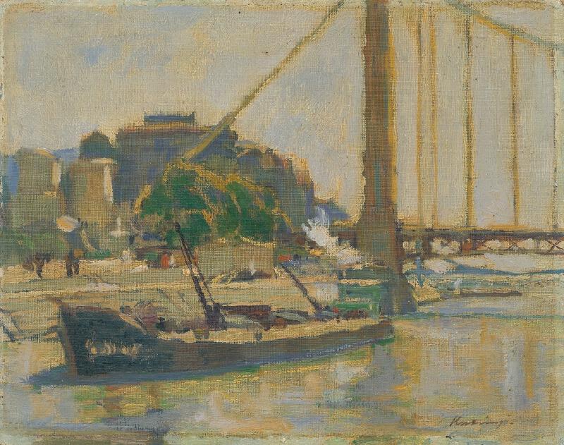 Alexander Kubínyi – Stará Budapešť, 1875–1900, Slovenská národná galéria